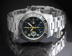 Engineer Hydrocarbon Trieste Chronograph