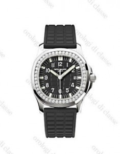 Aquanaut Luce Mysterious Black 5067A-001