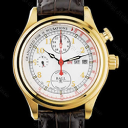 Trainmaster Doctor's Chronograph