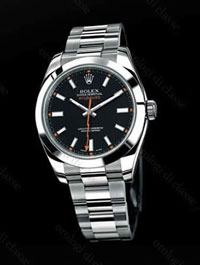 Milgauss Oyster Perpetual Date