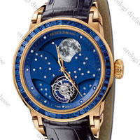 Grand Tourbillon Retrograde Moon