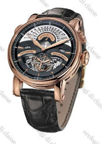 Grand Tourbillon Perpetuel