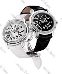 Millenary Automatic Black & White Women