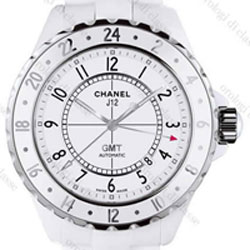 J12 White Ceramic GMT H2126