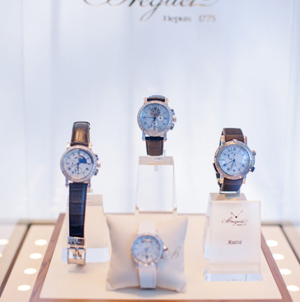 A new collection of Breguet Marine