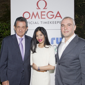 In London, introduced a new messenger of Omega