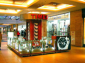 TIMEX market swings