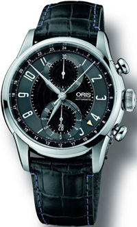 Oris is chronograph Raid 2012