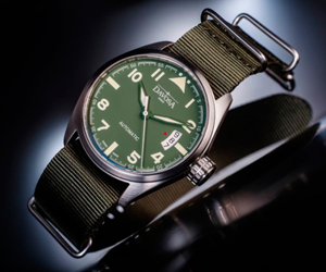 New Military Automatic from Davosa