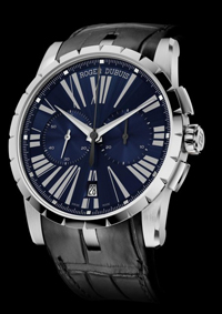 Pre SIHH 2013 Roger Dubuis Excalibur Chronograph 42