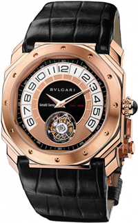 Bvlgari announces the release of new items Octo Tourbillon Retro