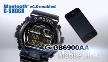 Casio has released a new product G-Shock GB6900AA