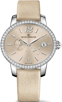 Company of Girard-Perregaux for beautiful ladies