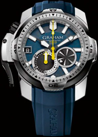 Diving novelty of Graham Chronofighter Prodive