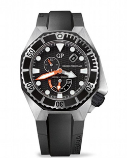 Girard-Perregaux Chrono Hawk And Sea Hawk