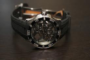 Presented a collection of Roger Dubuis Pulsion
