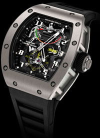 "Richard Mille has released ""limitku"""