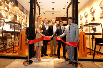 The new boutique company FPJourne in Miami