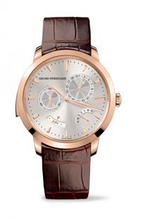 Girard-Perregaux 1966 Annual Calendar minutes Repeat Equation of Time