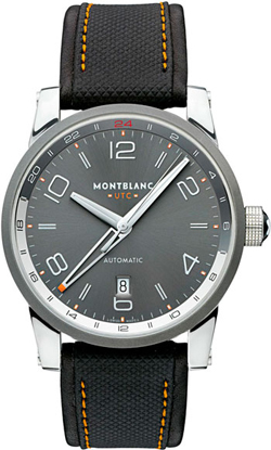 SIHH 2013 TimeWalker Voyager UTC from Montblanc