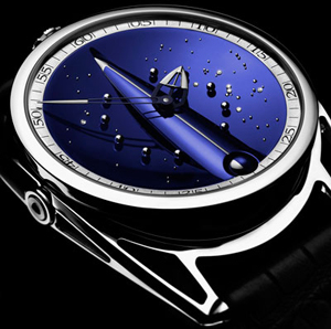SIHH 2013 new DB28 Skybridge from De Bethune