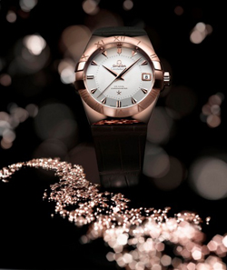 Pre-Baselworld 2013 Omega Constellation Sedna