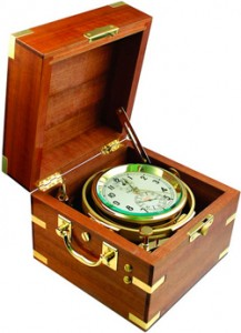 65-year anniversary of the first marine chronometer 6MH