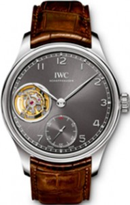 Classic novelty of IWC Portuguese Tourbillon