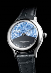 Laurent Ferrier and Meissen Italy together at Baselworld 2013