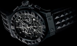 New watch Big Bang Depeche Mode from Hublot