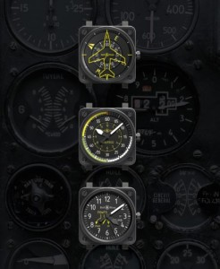 Bell & Ross and aircraft instrumentation2