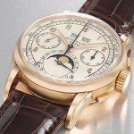 With the hammer will go 100 Patek Philippe watches