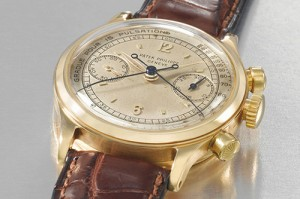 With the hammer will go 100 Patek Philippe watches1