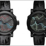 Romain Jerome Watches submitted after the fall of the Berlin Wall